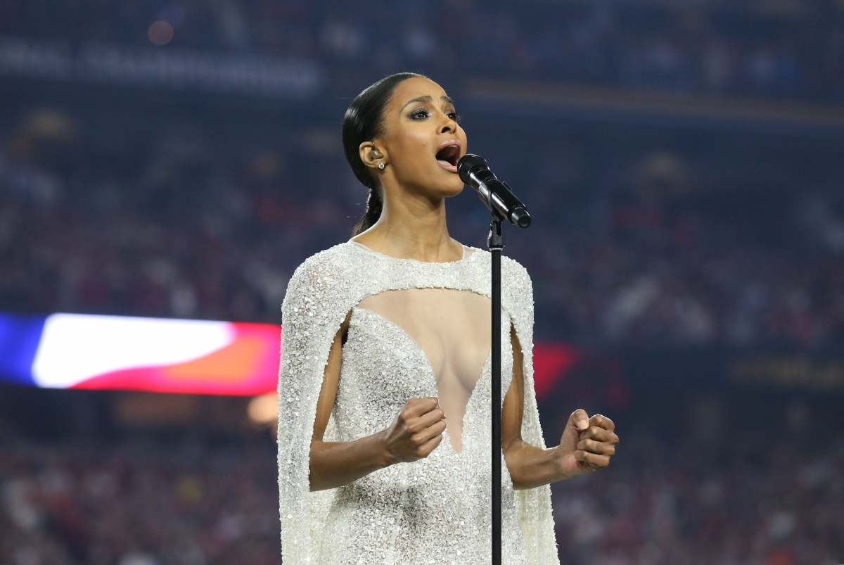 Ciara National Anthem