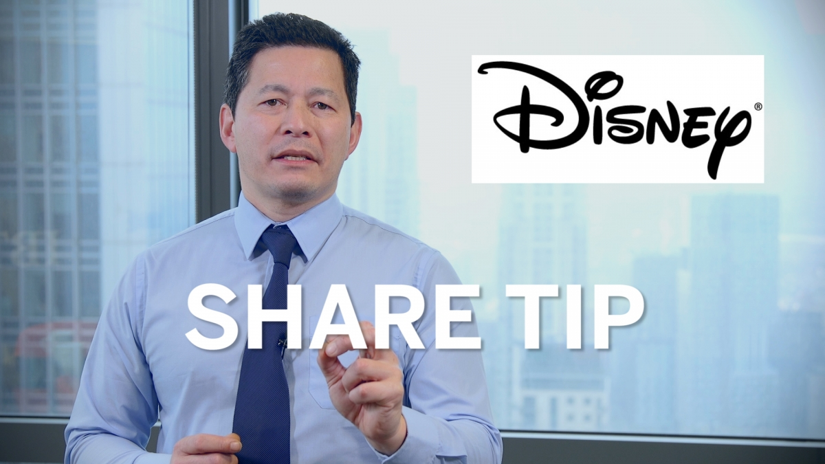 Disney share tip