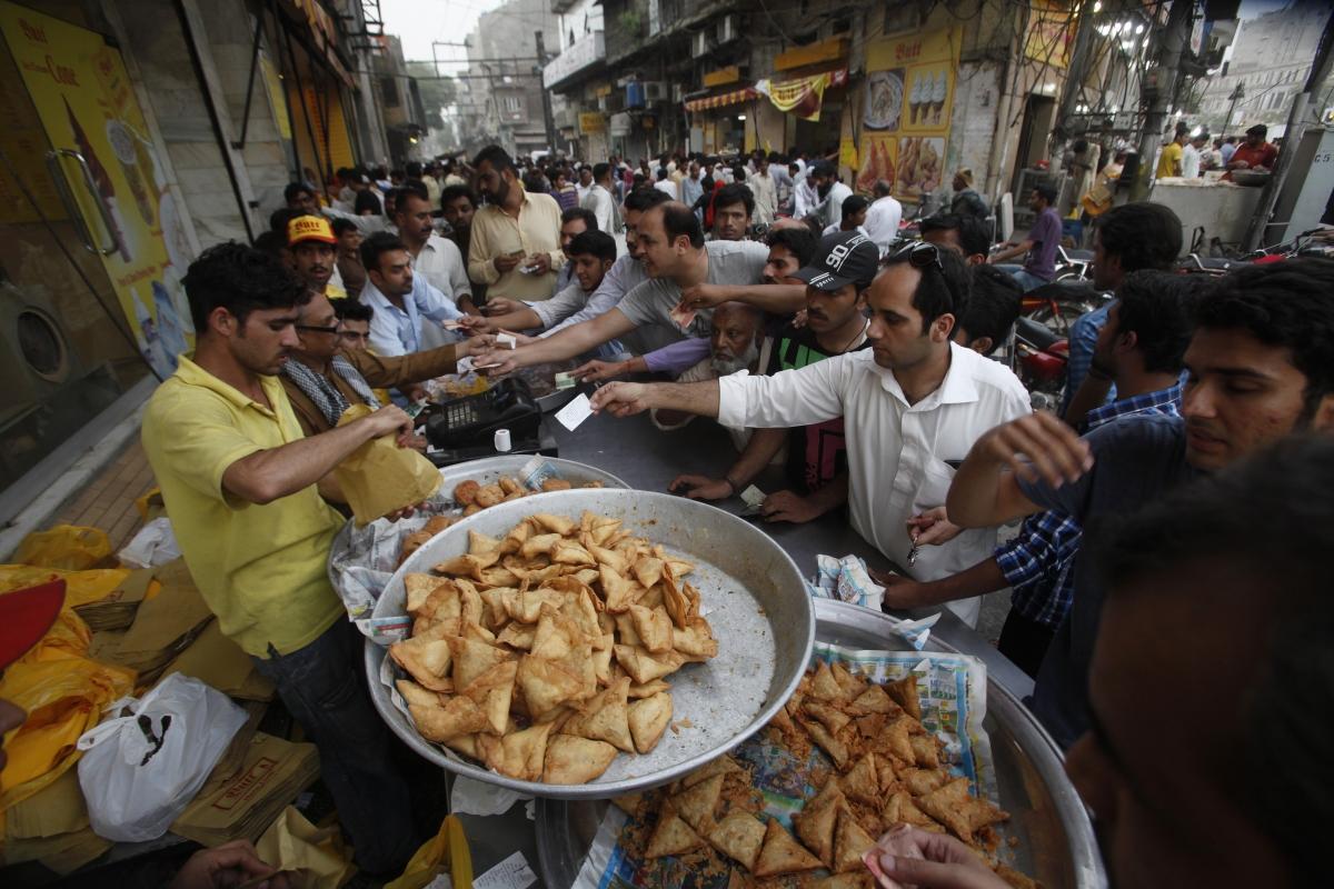 India Bihar samosa tax