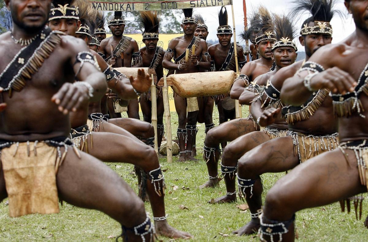 papua new guinea warriors