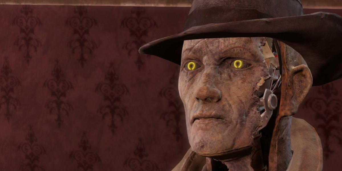 Fallout 4 Nick Valentine