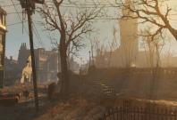 Fallout 4 setting open world boston