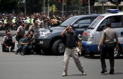 Jakarta attacks