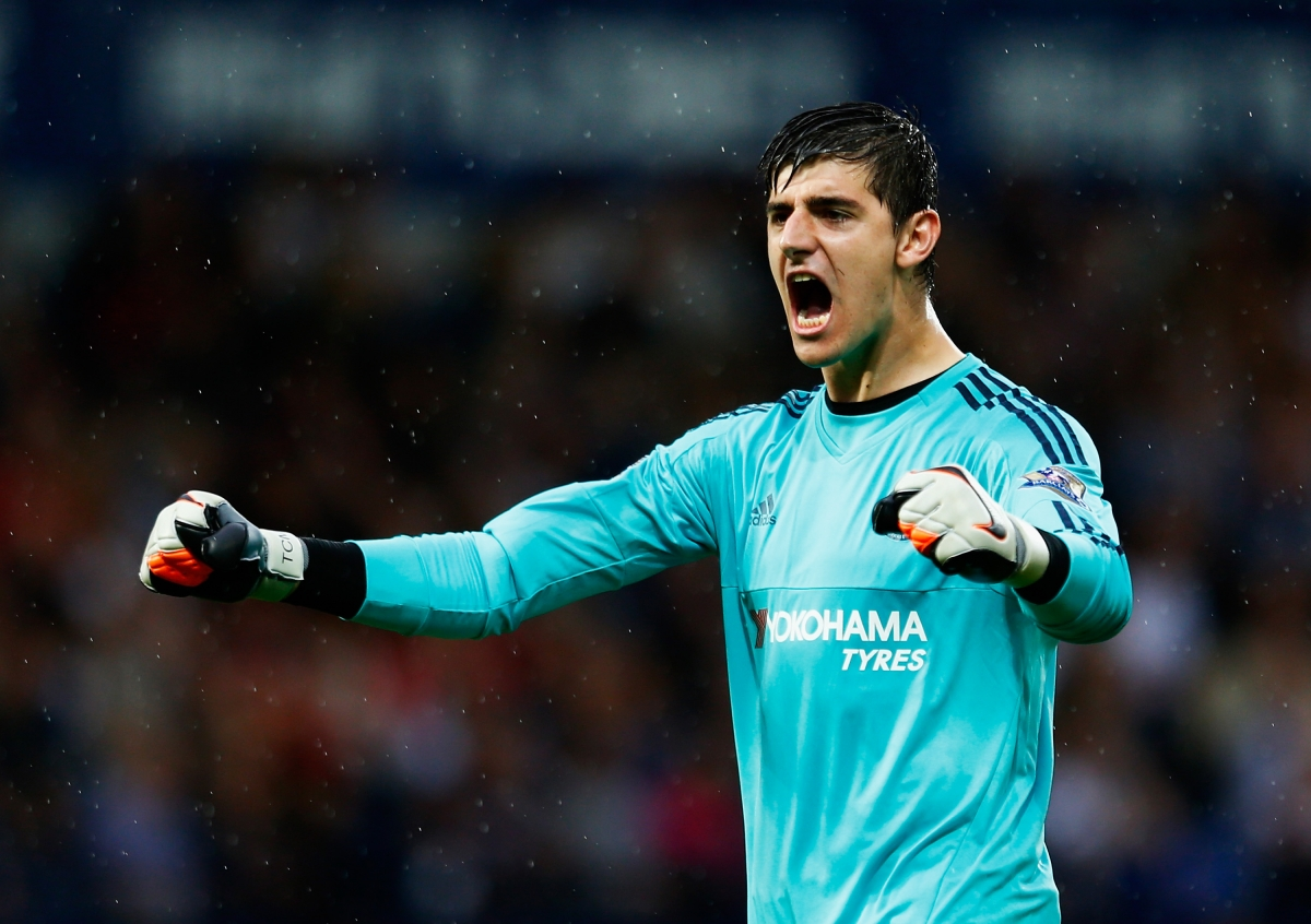Chelsea Thibaut Courtois Wants The Blues To Convert Draws