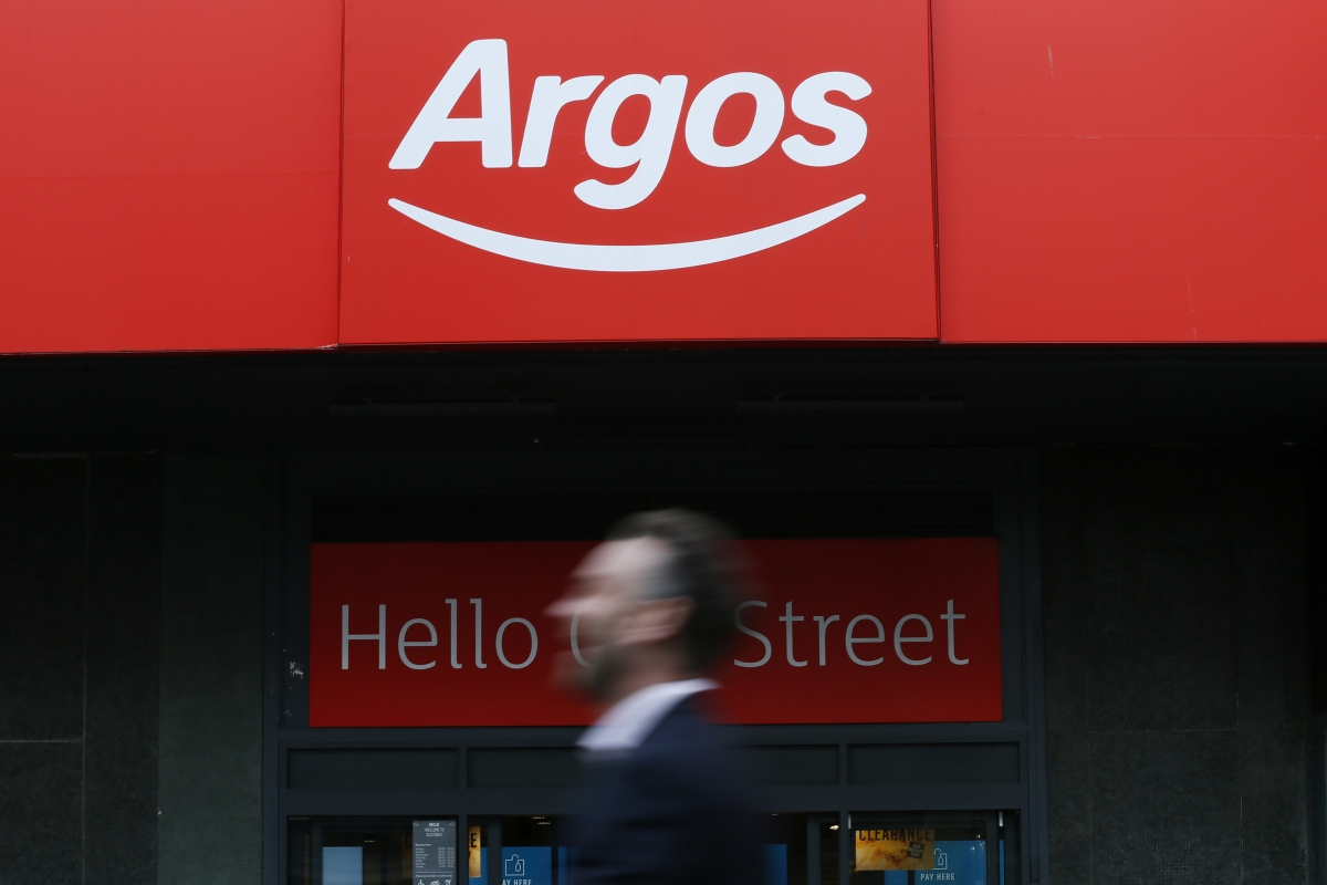 argos website down outage hits online service just before. Black Bedroom Furniture Sets. Home Design Ideas