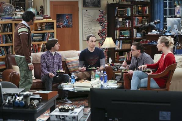 Big Bang Theory Season 9