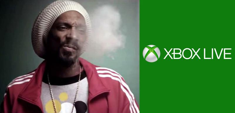 Snoop Dogg Xbox Live