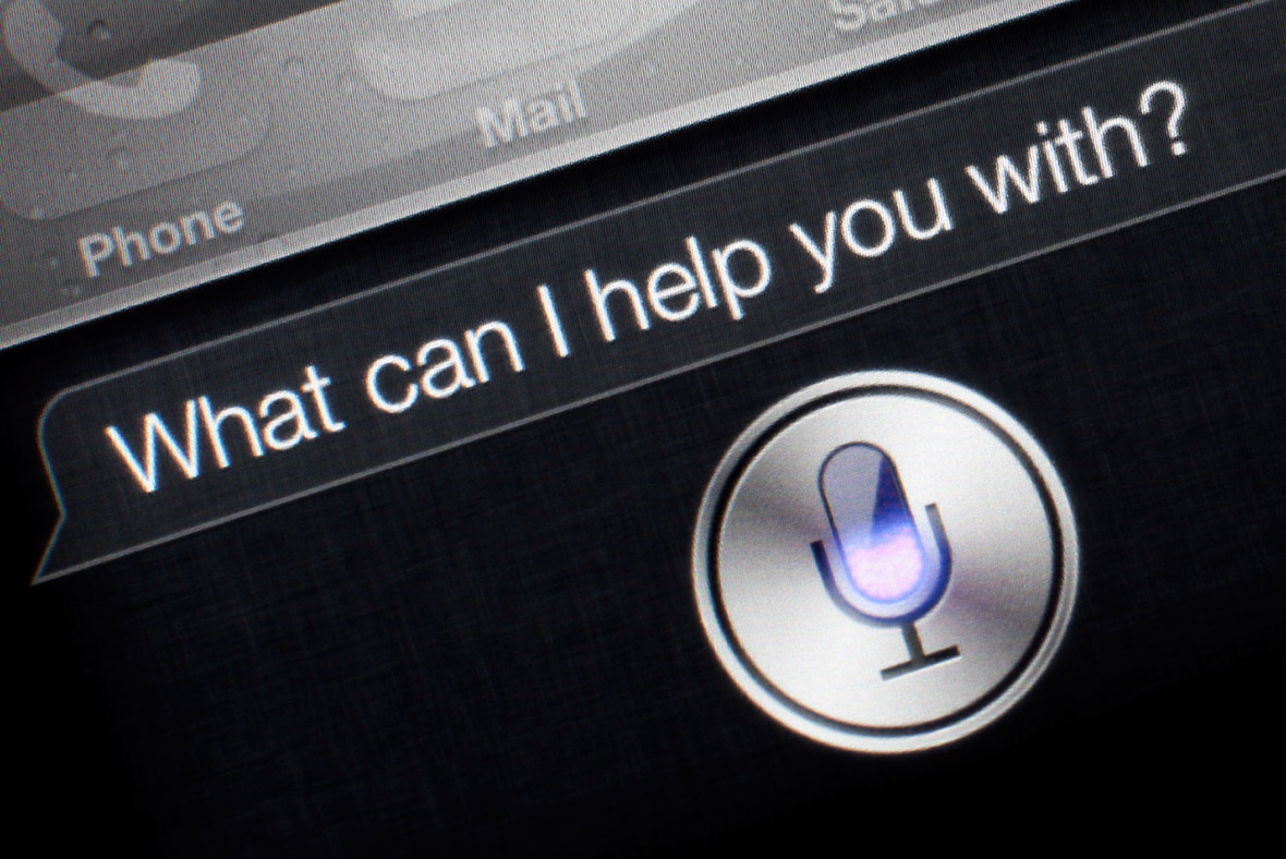 Siri on iPhone