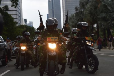 Indonesian armed military