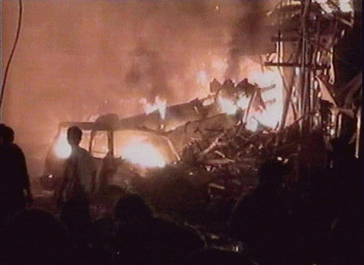 Bali Bombing