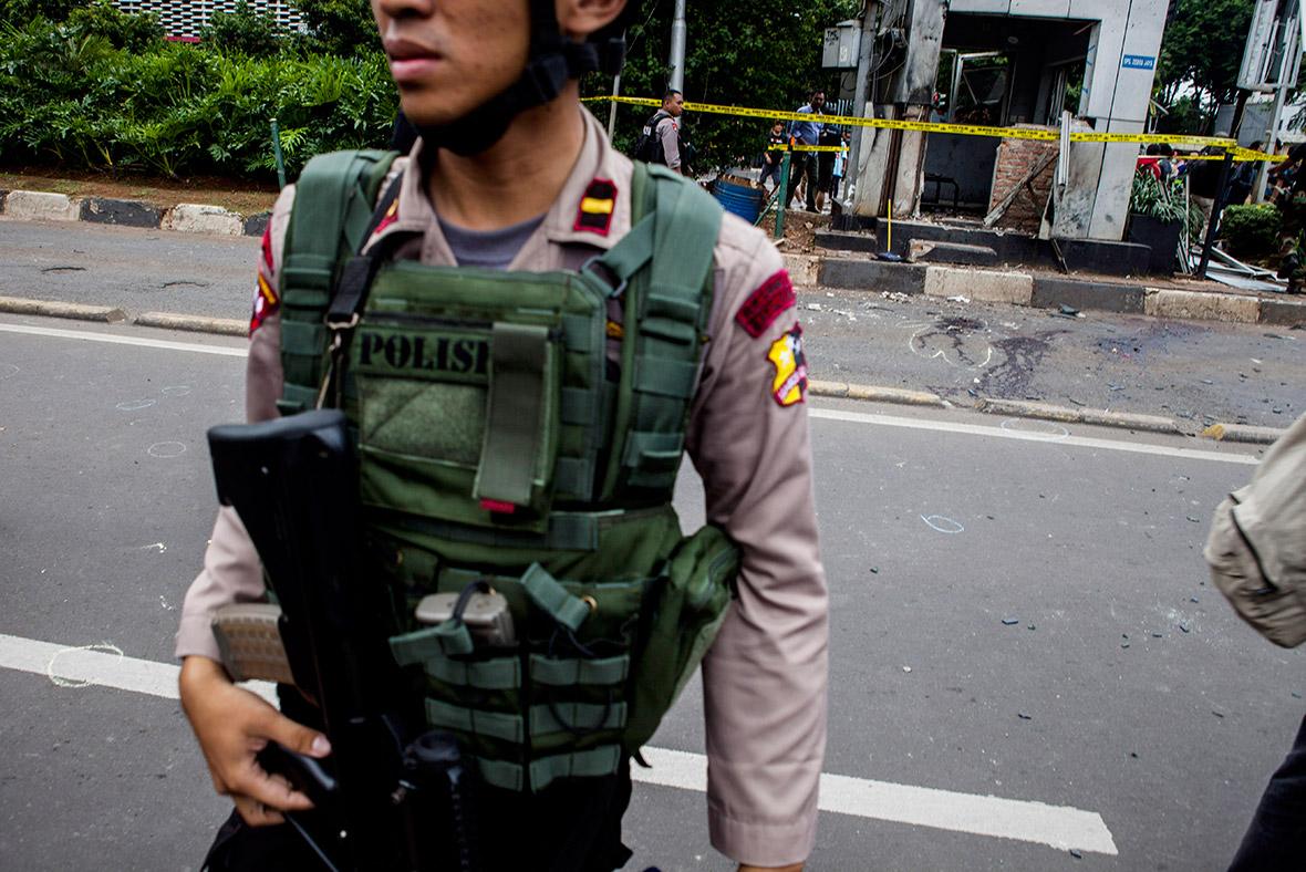 Indonesia cyanide alert