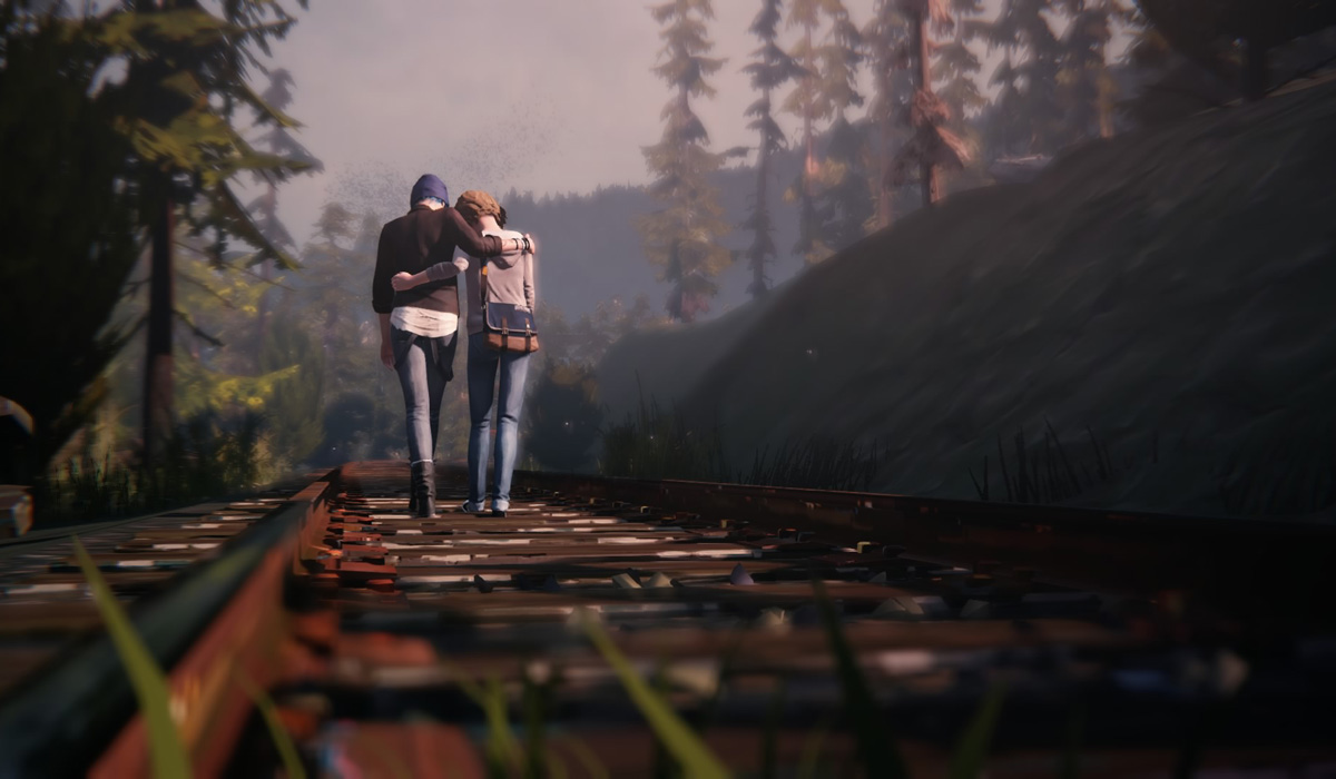 Life Is Strange Max and Chloe