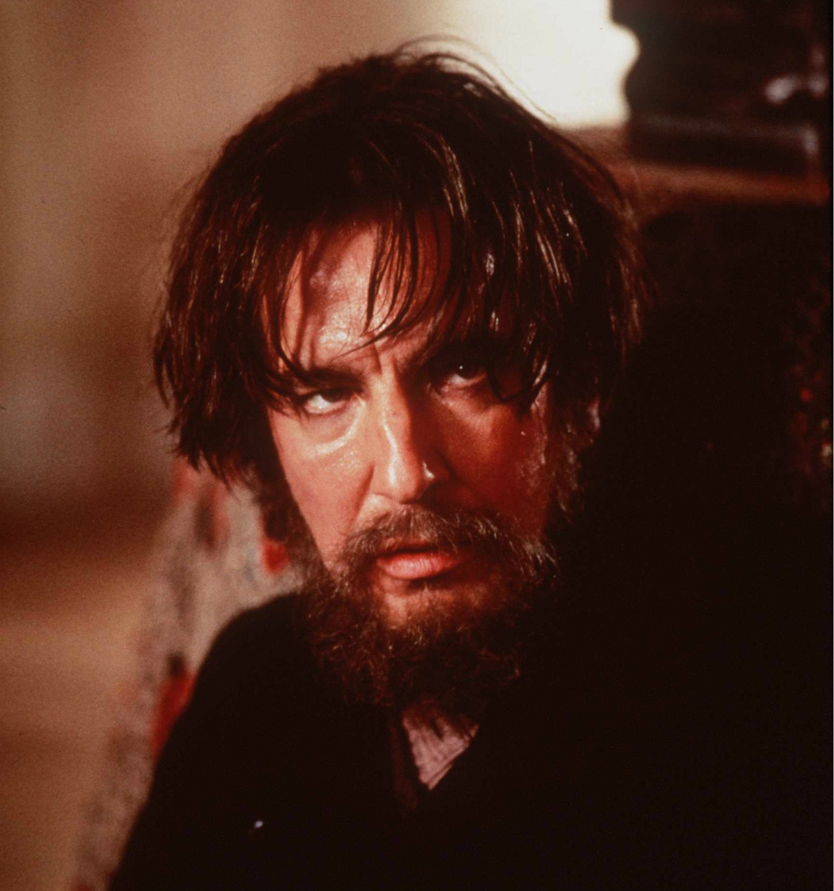 Alan Rickman Dead