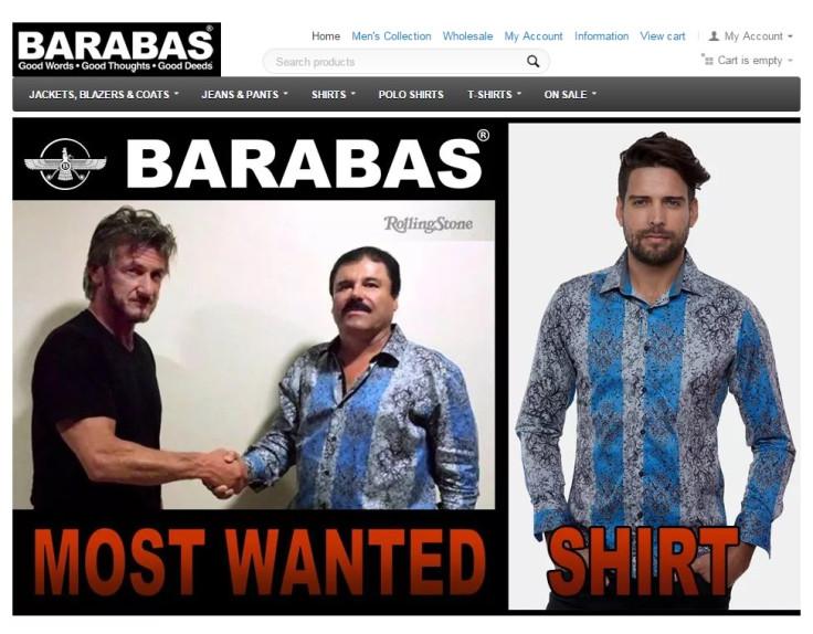 El Chapo shirt