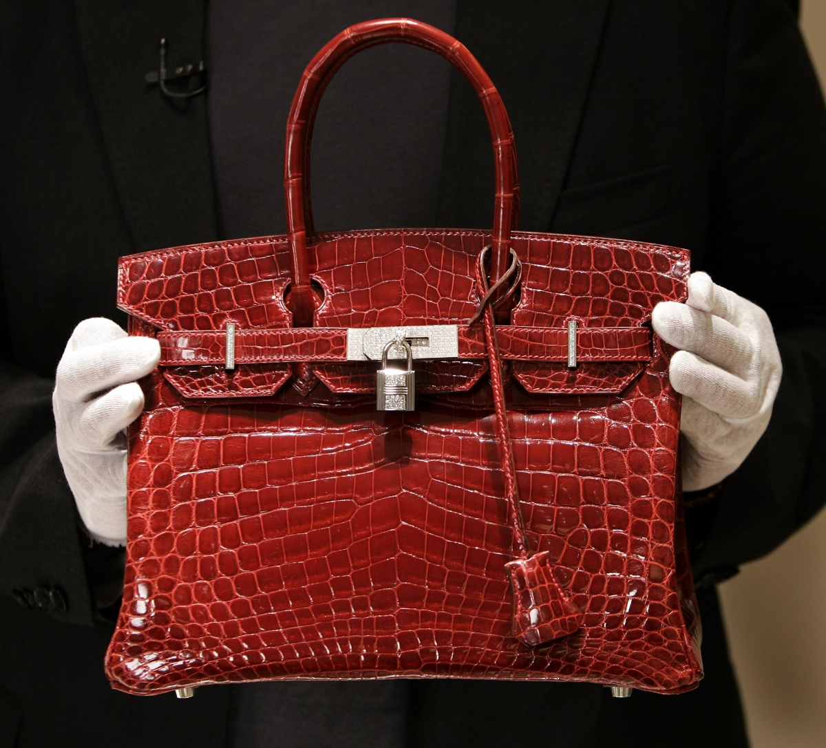 Hermes Birkin bag worth more than gold