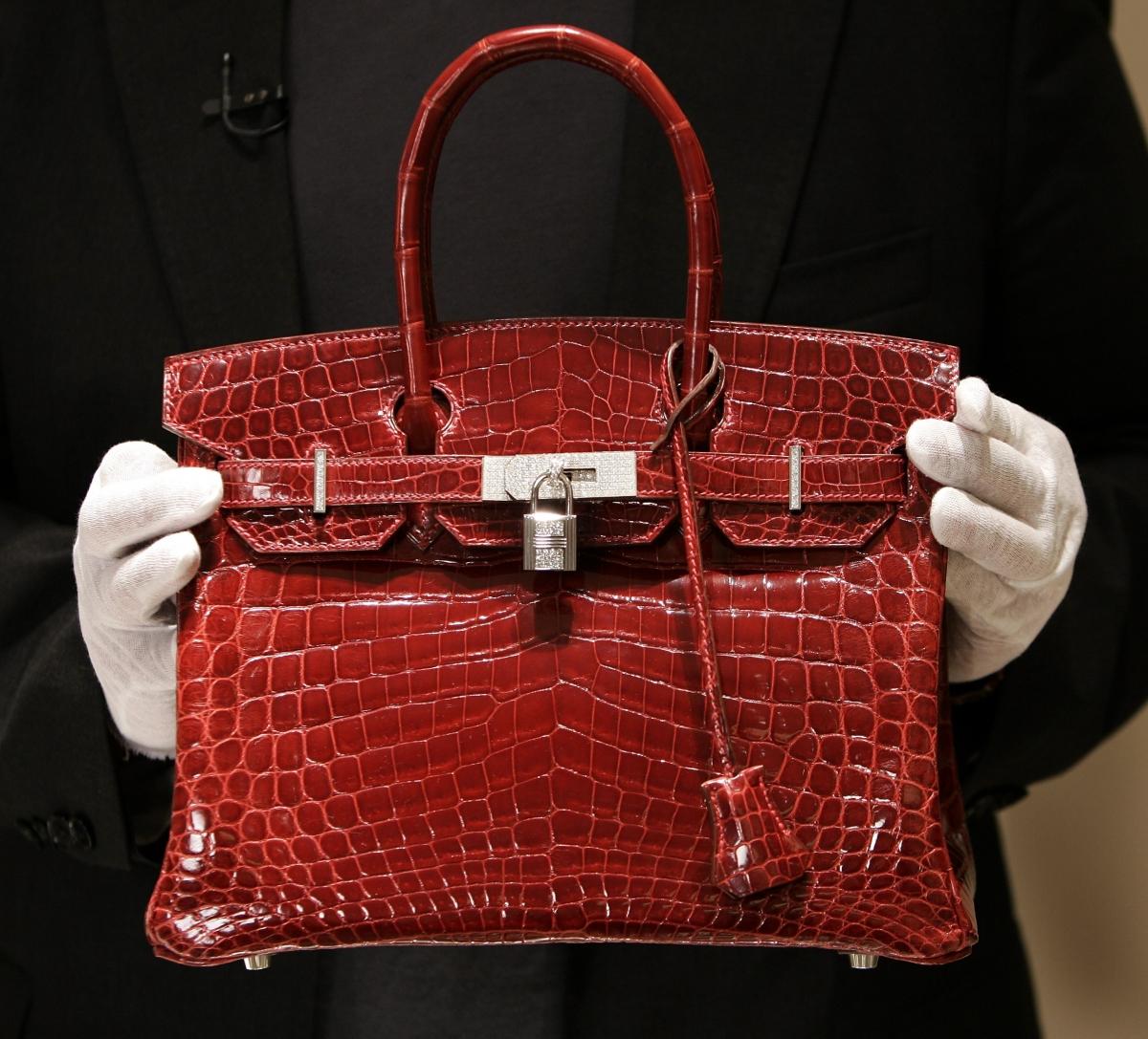 Hermes Birkin bag worth more than gold