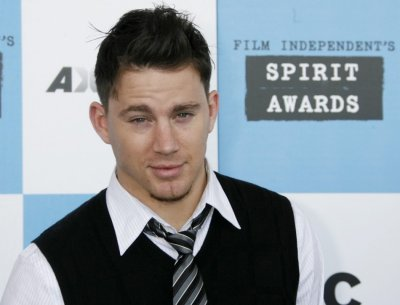 Actor and nominee Channing Tatum arrives at Film Independent039s Spirit Awards in Santa Monica