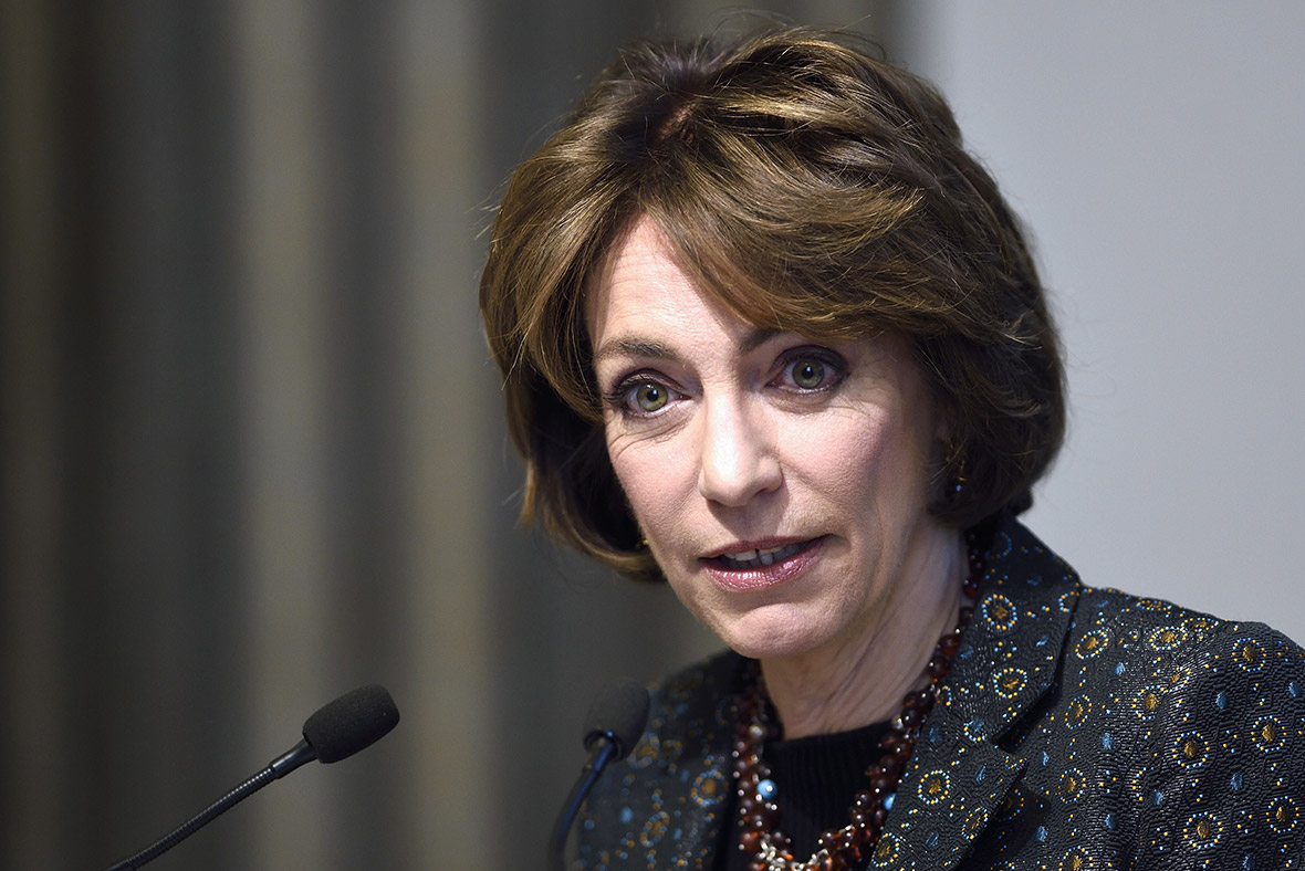 Marisol Touraine, France's Health Minister