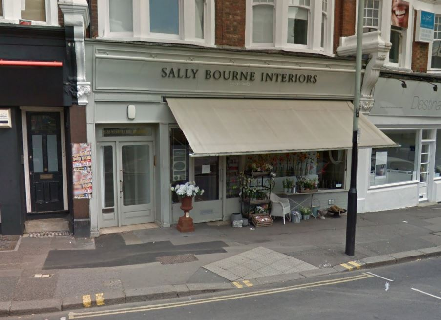 Sally Bourne interiors