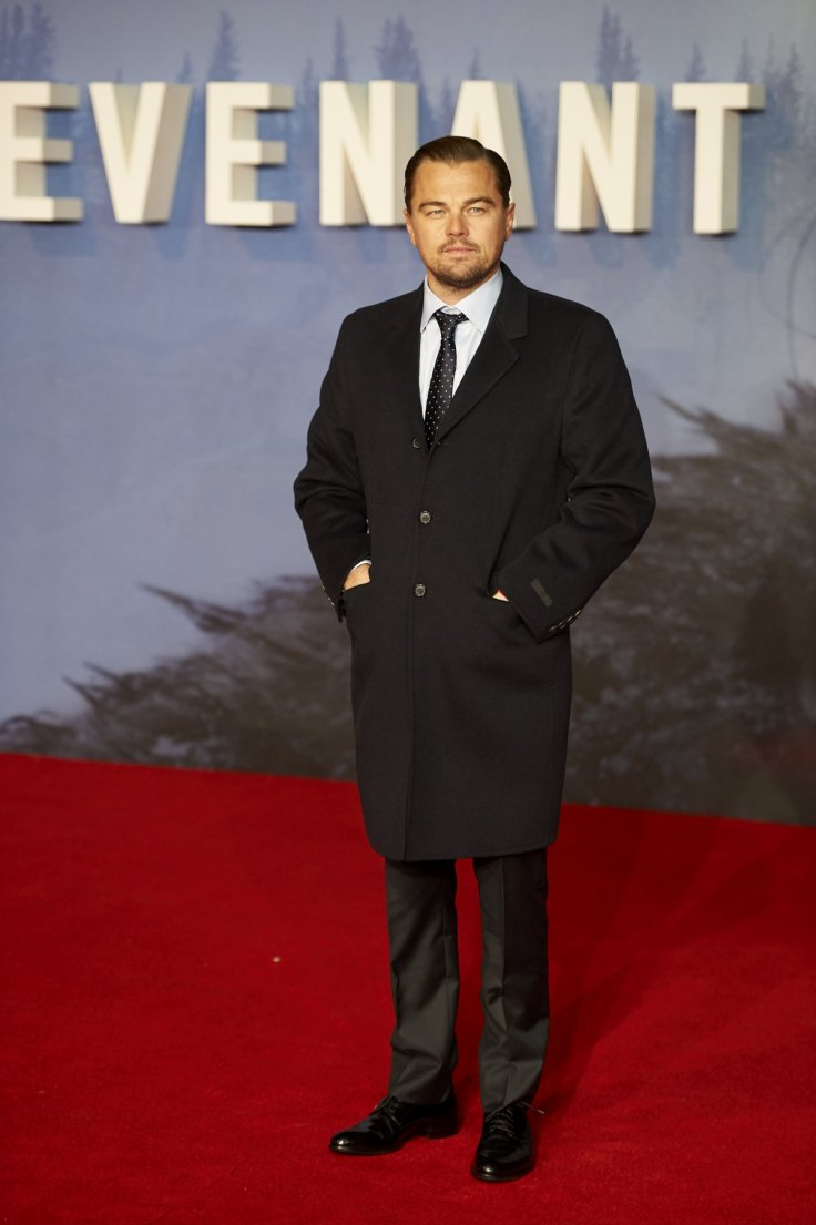 08ec60307 The Revenant London Premiere: How to wrap up in style like Leonardo ...