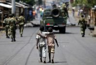 Burundi\'s army