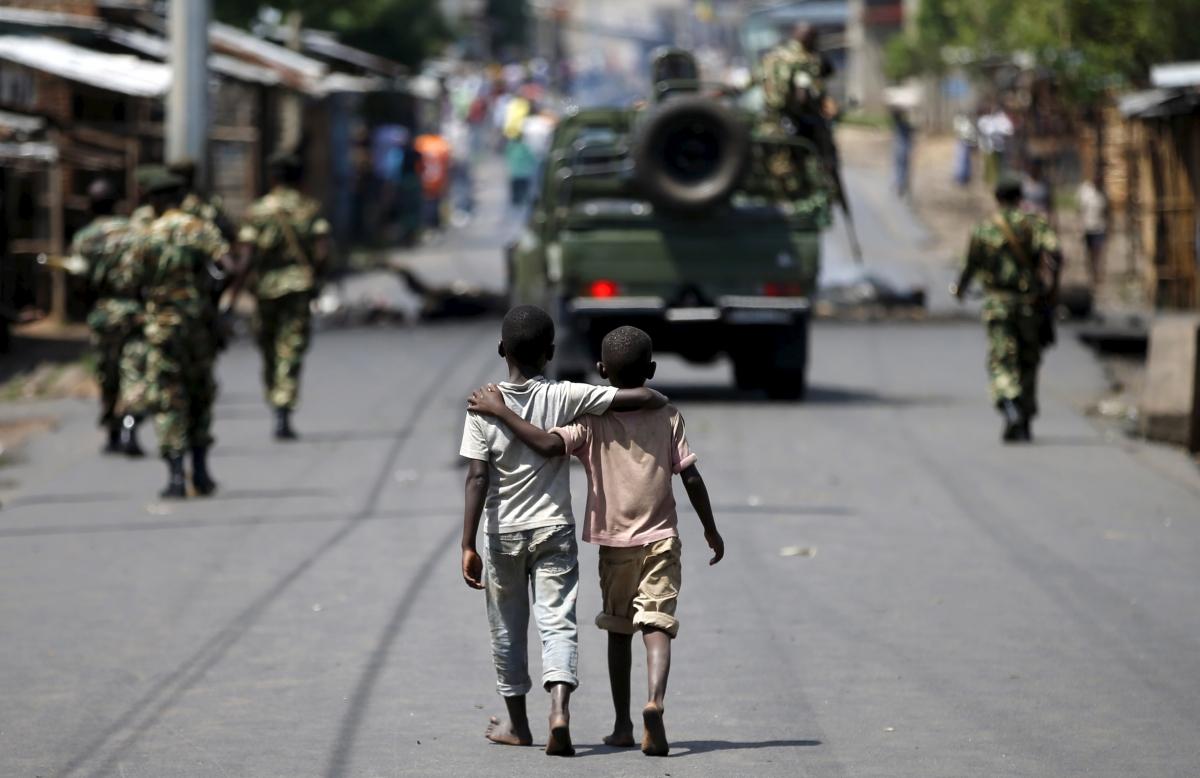 Burundi's army