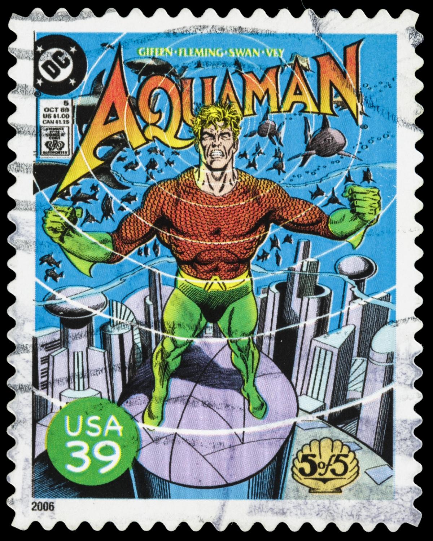 aquaman webbed feet