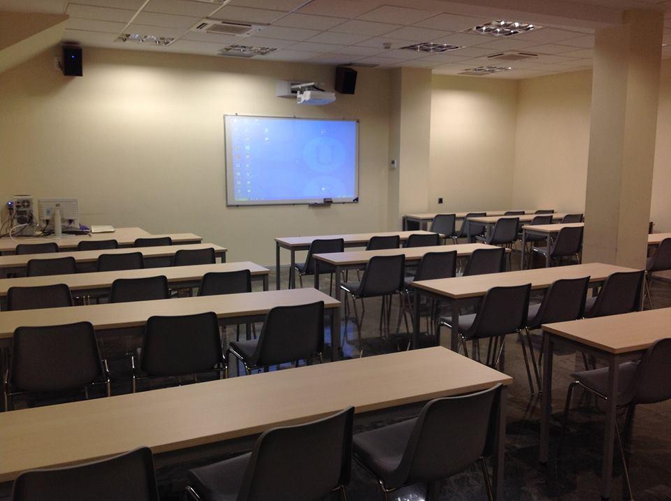 classroom projector