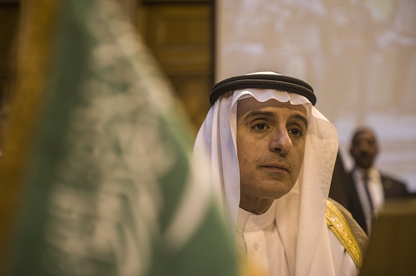Saudi Minister of Foreign Affairs Adel al-Jubeir
