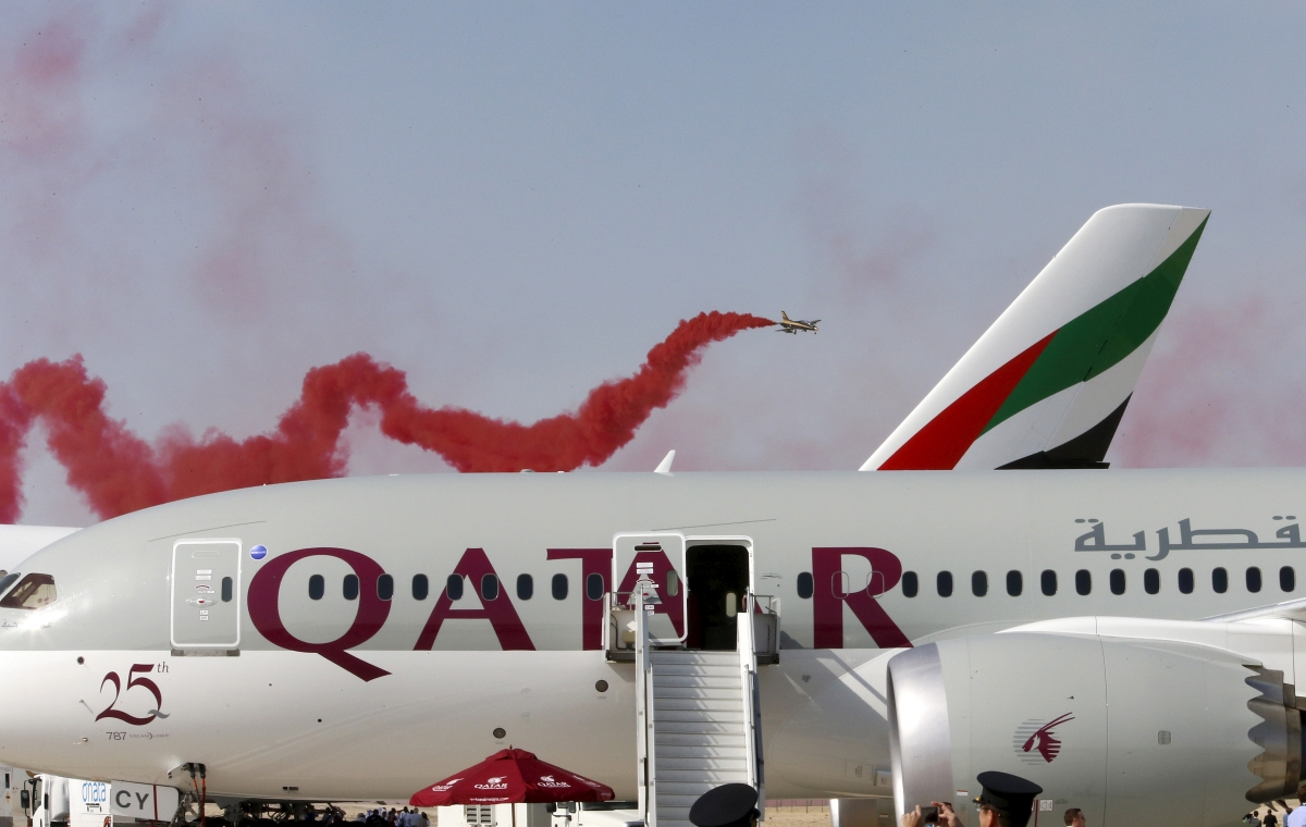 """We don't get bullied by anybody"" says Qatar Airways threatening to split oneworld alliance"