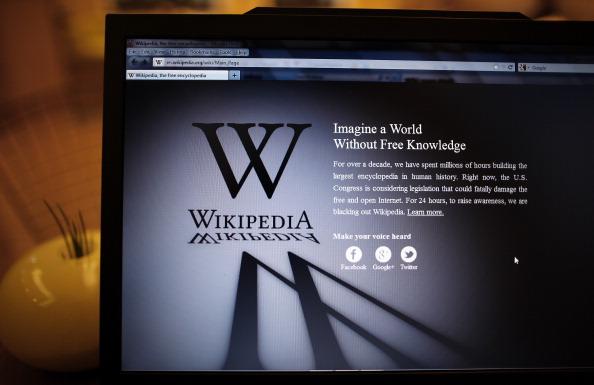 George Bush tops Wikipedia's most edited list