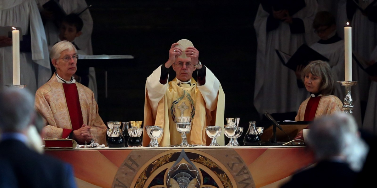 Archbishop of Canterbury delivers Easter Sermon 2015