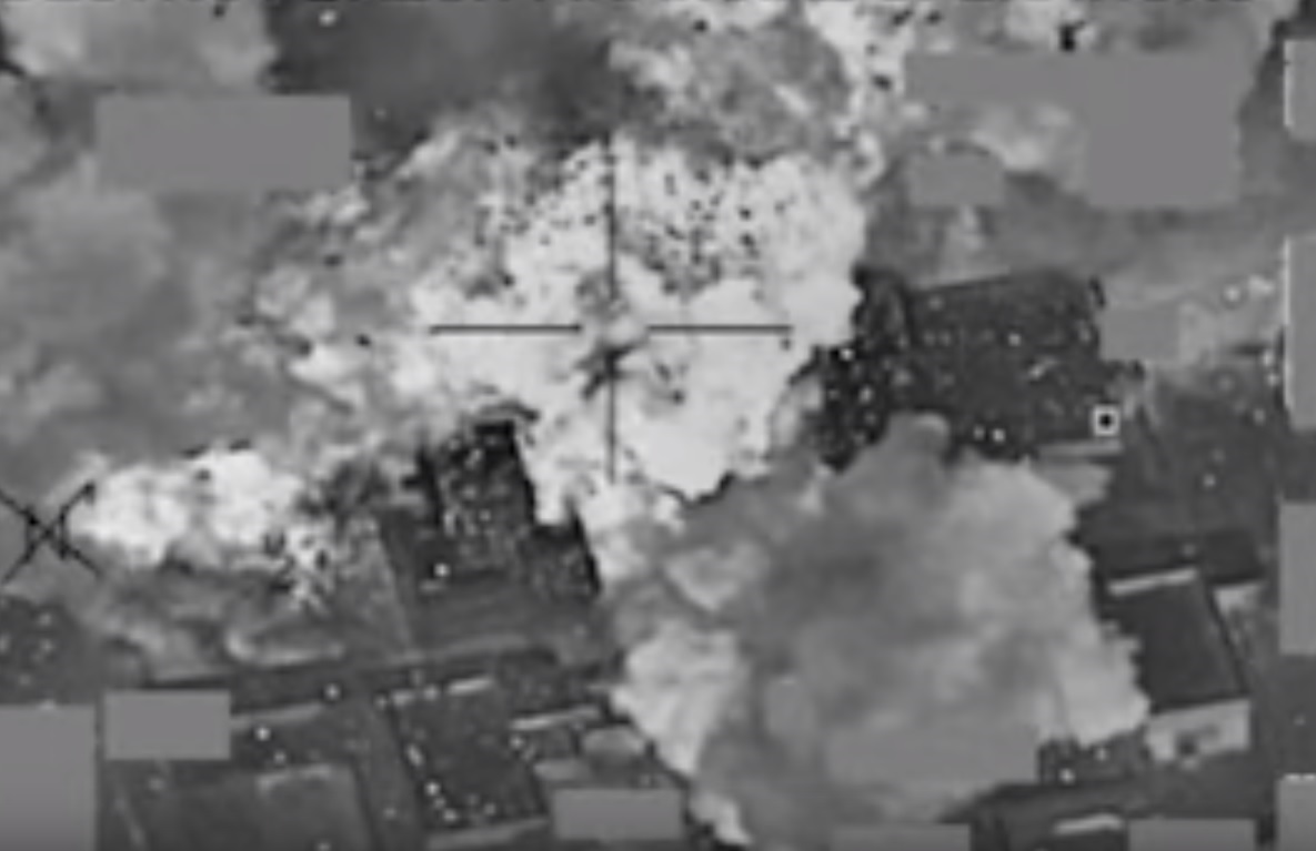 Isis cash blown up