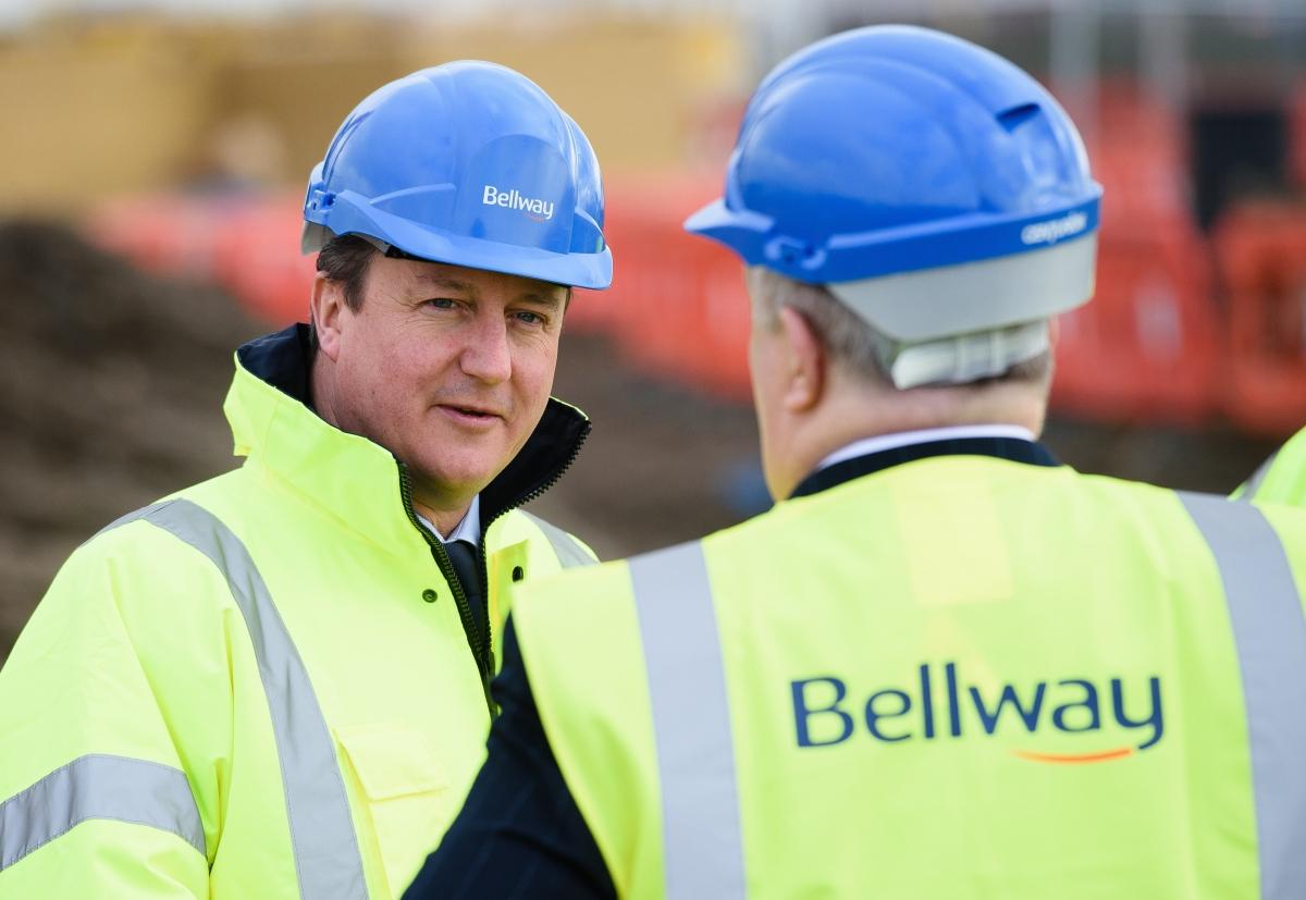 Cameron housing crisis