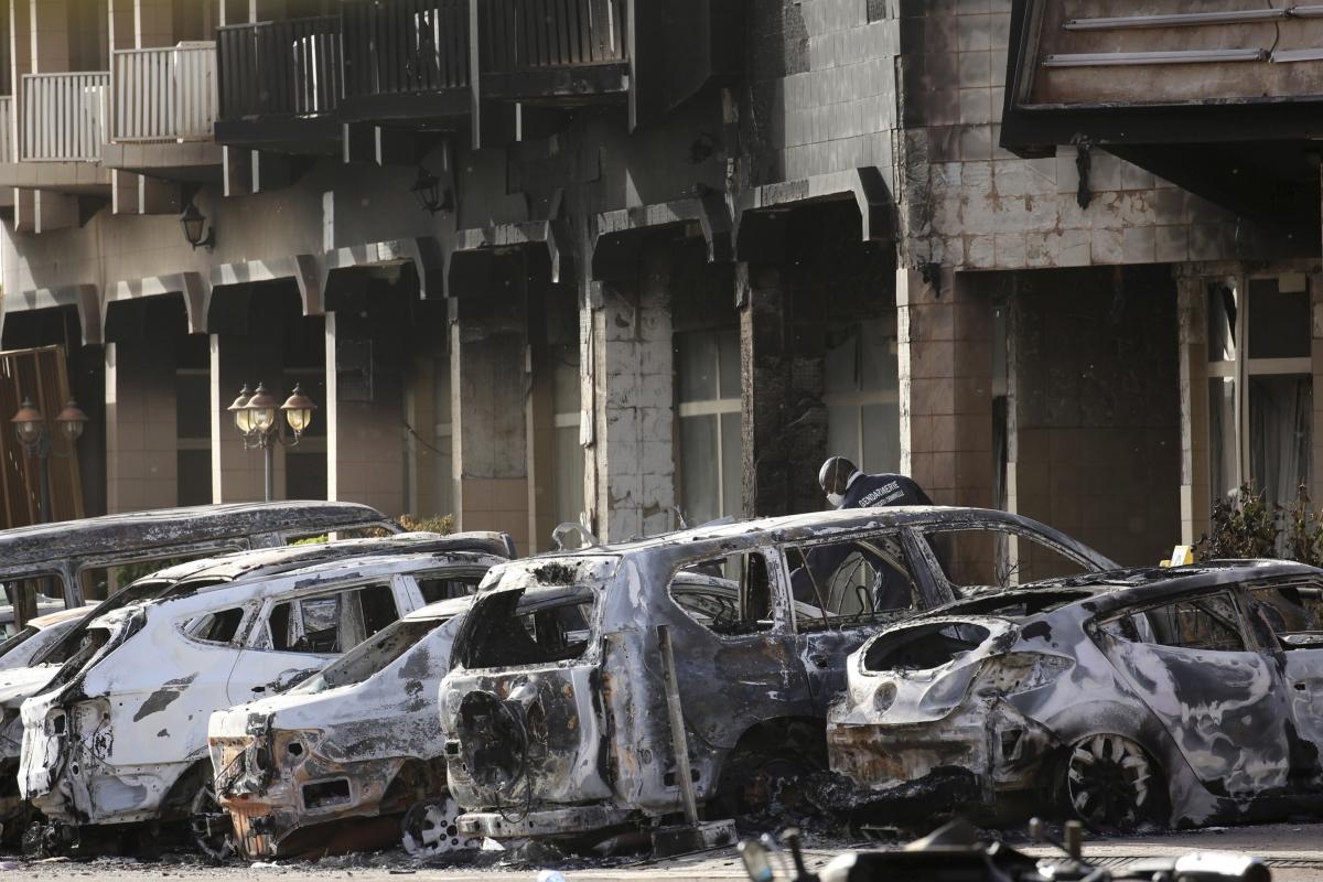 Burkina Faso attack 28 dead