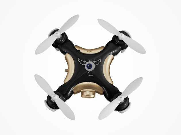 World's smallest camera drone