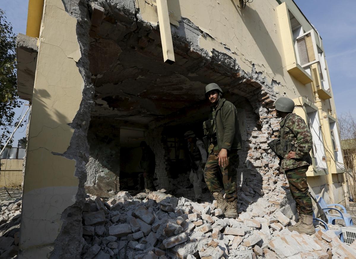Afghan Jalalabad blast