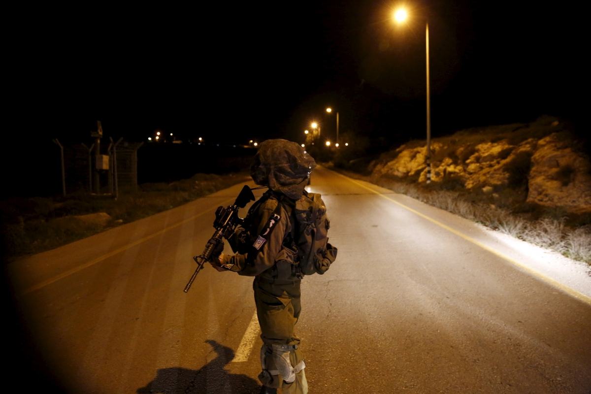 Otniel Hebron West Bank murder