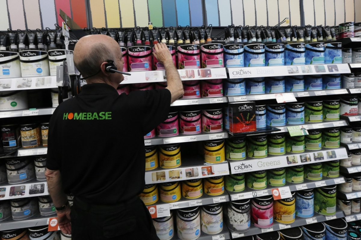 Wesfarmers acquires Homebase, the DIY unit of UK-listed Home Retail for £340m