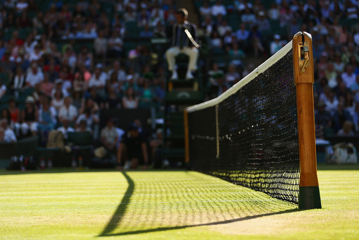 Wimbledon, tennis match fixing
