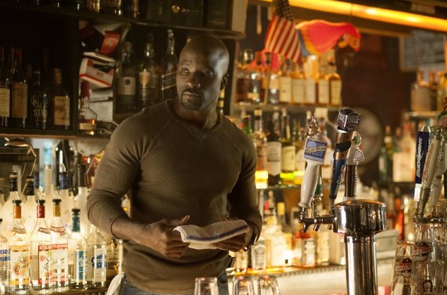 Luke Cage in Jessica Jones