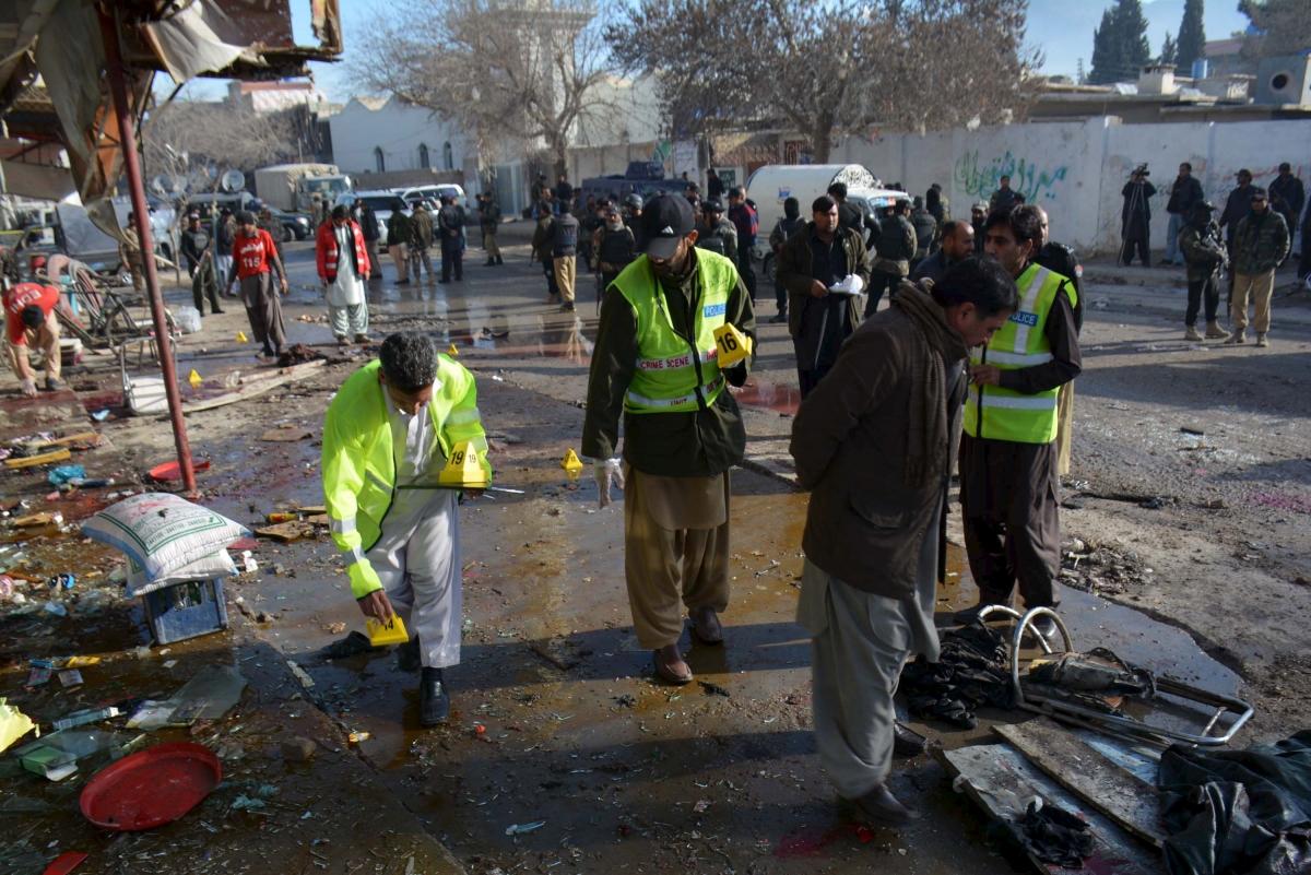 Baluchistan bomb attack