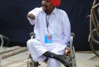 Dalit activist Bant Singh