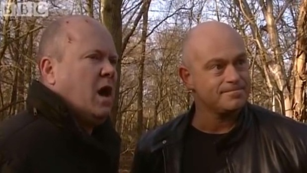 EastEnders Phil and Grant