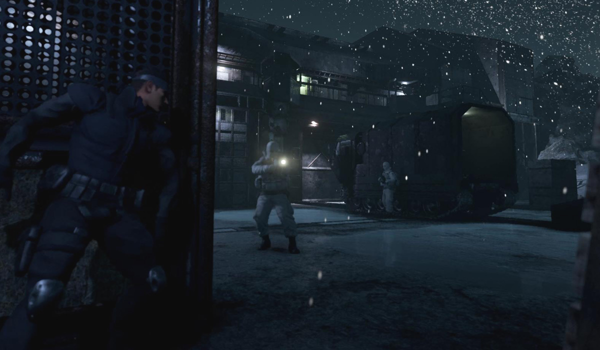 shadow moses metal gear solid remake  good     konami  shut