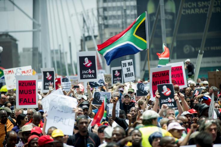 Mandela Bridge in Johannesburg