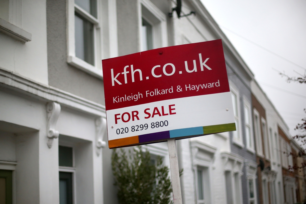 London house prices property