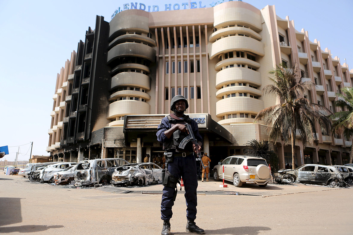 Burkina Faso attacks