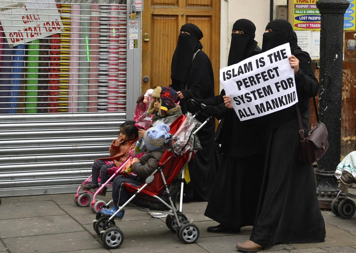 Islam Muslim London segregated