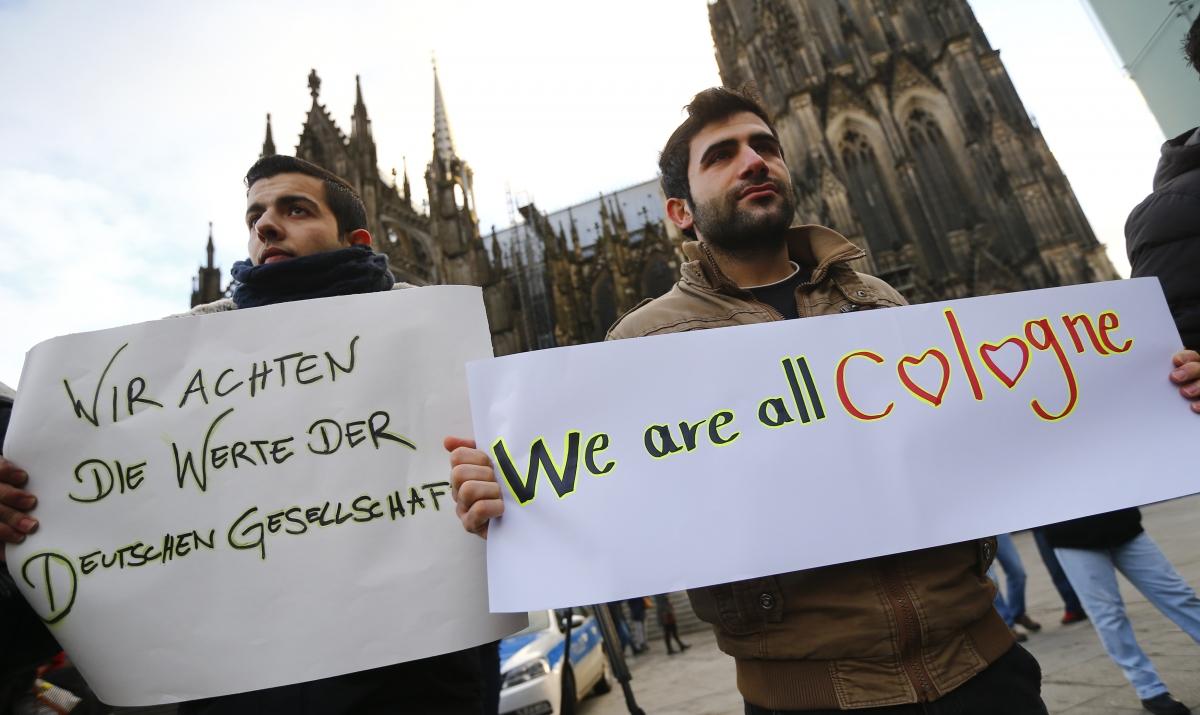 Cologne migrants sex attacks